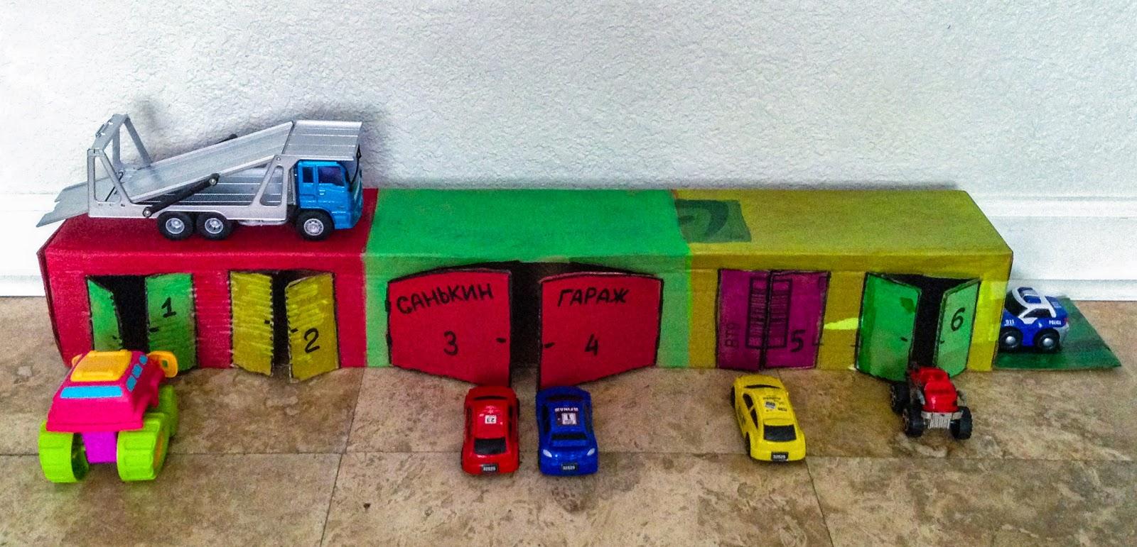 Коробка своими руками гаража фото 116