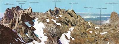 Picos de Europa. Macizo Central