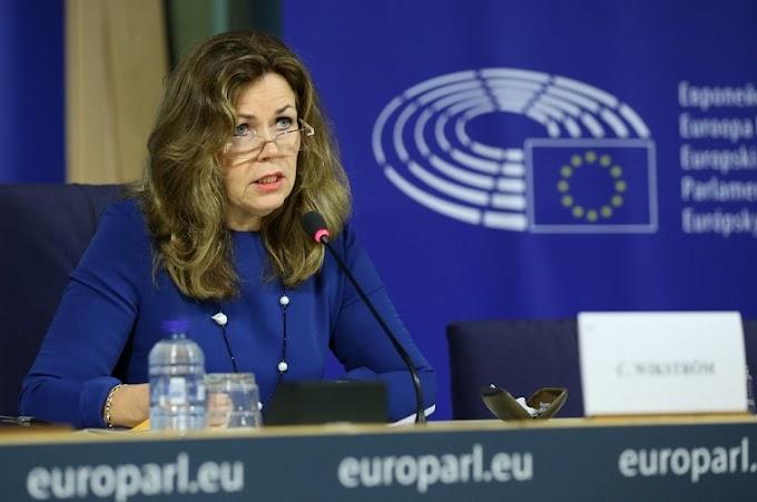 Botrány a svéd Liberálisoknál: visszahívták a sorosista politikusnőt az EP-lista éléről