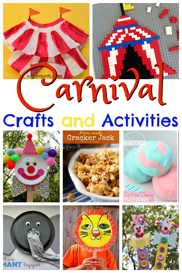 carnival crafts for preschool carnival crafts and activities for national carnival day 860