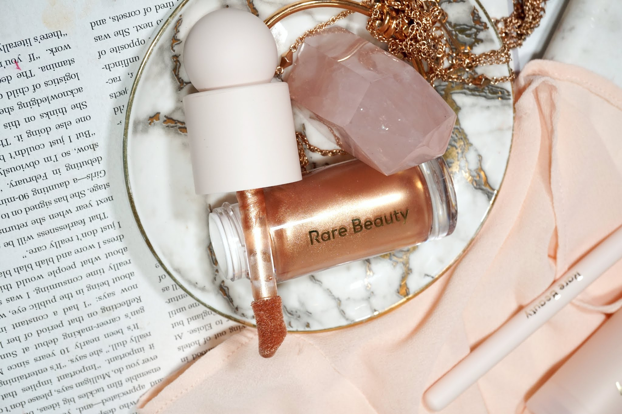 Rare Beauty By Selena Gomez Review and Swatches