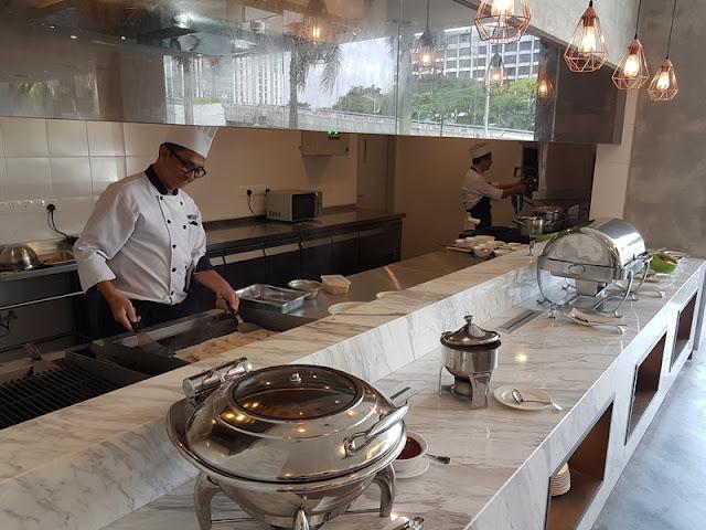 Utara @ Hotel Armada Petaling Jaya Berwajah Baru