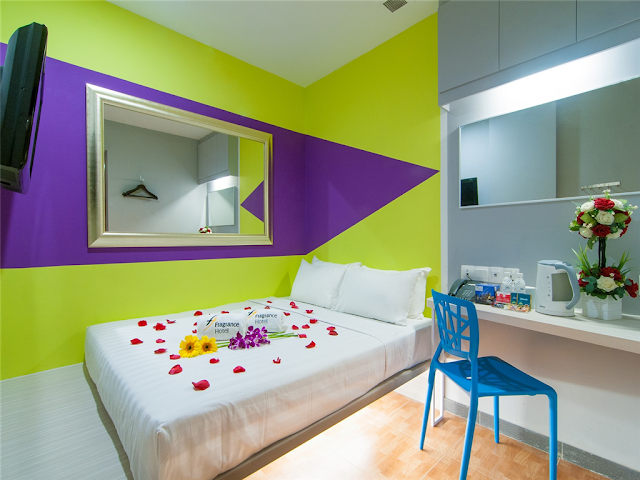 Fragrance Hotel – Rose is located in the conversation district of Balestier, with an interesting streetscape that offers travellers an insight of Singapore's colourful past and vibrant present.