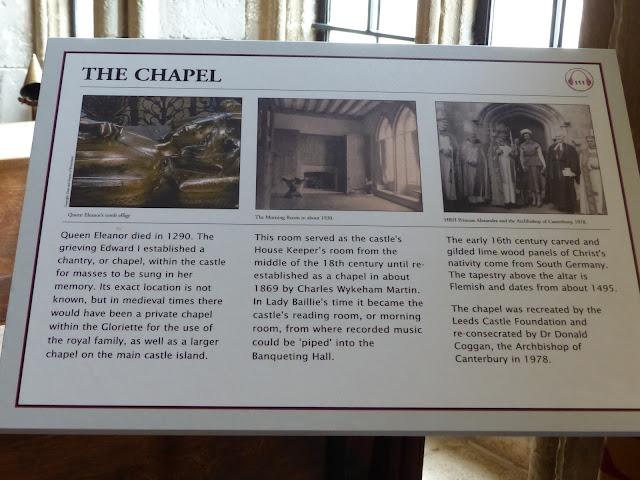 Château de Leeds le plus beau château du monde