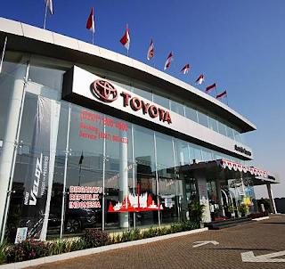 Promo Terbaik Service Berkala dari Toyota Astrido