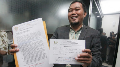 Masyarakan Anti Korupsi Indonesia (MAKI) Gelar Sayembara Harun Masiku dan Nurhadi