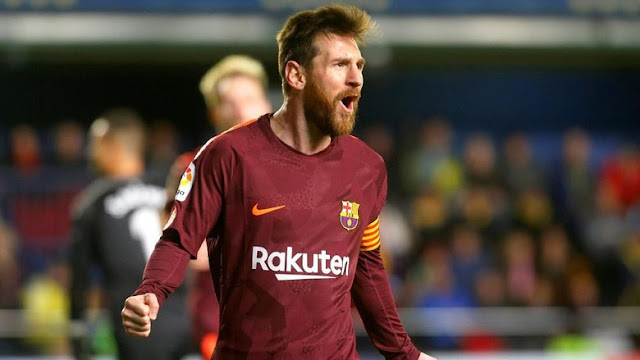 Messi Sudah Capai 525 Gol, Samai Rekor Gerd Mueller