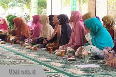 doa sebelum acara