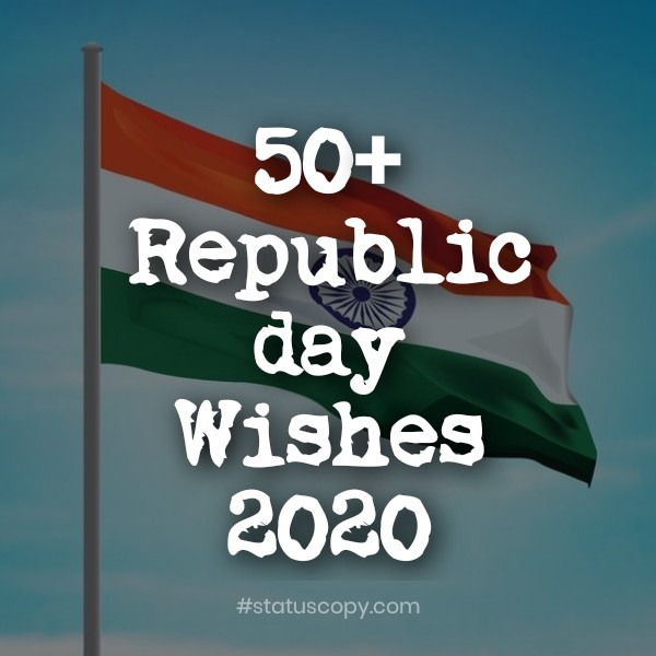 30+ India Republic Day status in Hindi 2020