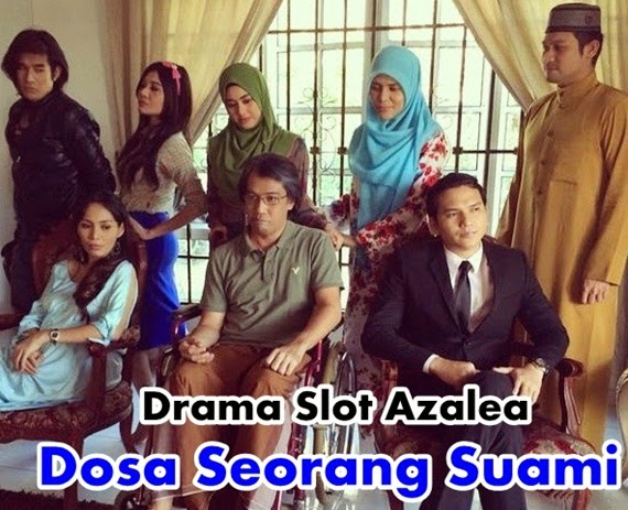 Drama TV3 Dosa Seorang Suami, Sinopsis Dosa Seorang Suami, Pelakon Dosa Seorang Suami, Gambar Dosa Seorang Suami, OST lagu drama Dosa Seorang Suami