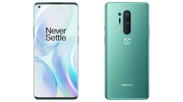 OnePlus 8 and 8 Pro officially presented: a serious step up the range