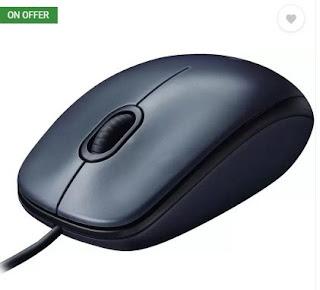 Buy Logitech M90 Wired Optical Mouse