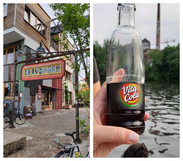 Onde comer e se divertir em Berlim -  Holzmarkt