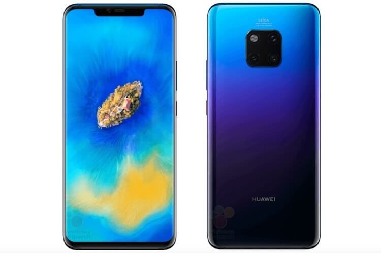 Huawei Mate 20 Series to Boast up to 8GB RAM, 512GB ROM