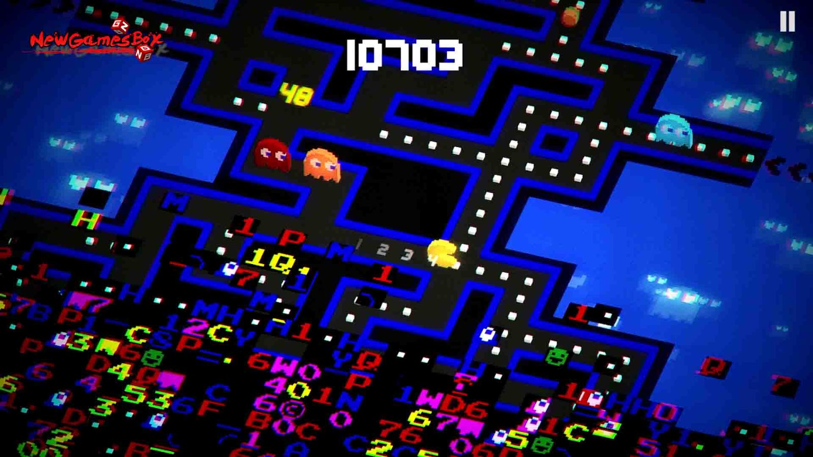 A Game For Free : Pac man pc game free download