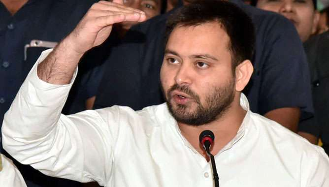 His official bungalow is set to become a Covid checkpoint, with a one-month salary Leader of Opposition in the Bihar Tejaswi Yadav,www.thekeralatimes.com