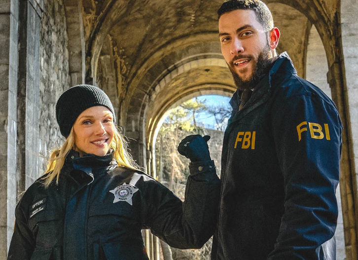 FBI and Chicago PD Crossover Set on CBS