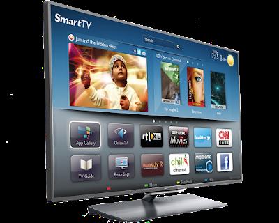 Quéhace televisión inteligente SmartTV
