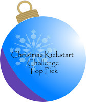 Top pick at Kickstart Christmas Challenge