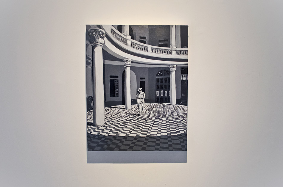 Tropical Moderno, Manuel Eduardo González, Spazio Zero Galería, Caracas, Hotel Miramar
