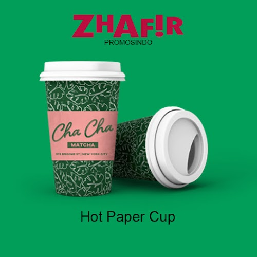 Cetak Hot Paper Cup