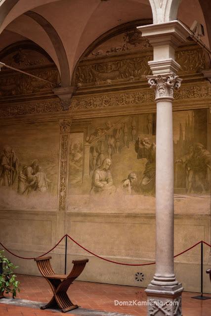 Chiostro dello Scalzo - Andrea del Sarto