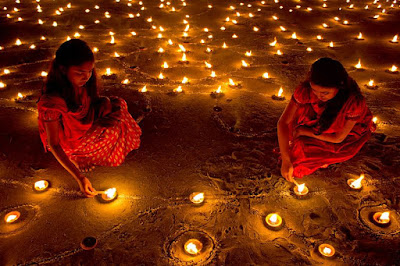 essay on diwali in hindi with headings