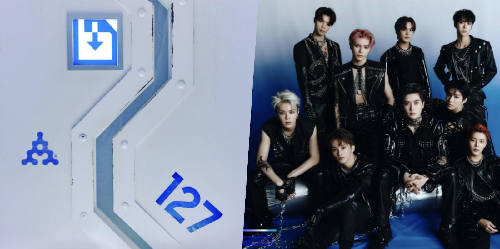 NCT 127 presentará SAVE en colaboración con Amoeba Culture