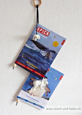Zeitschriftenhalter fürs Kinderzimmer