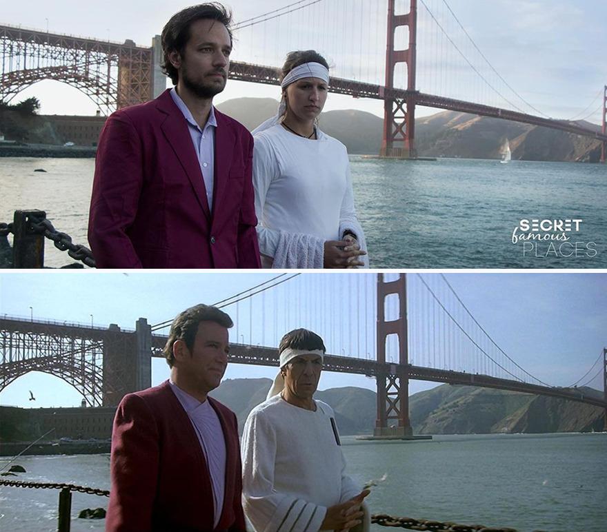 Star Trek / San Francisco, EUA
