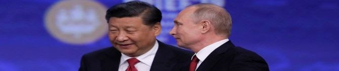 US-Russia-China Triangle Dance Exposes A Marriage of Inconvenience