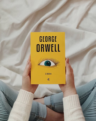 George Orwell 1984 Wydawnictwo WAB