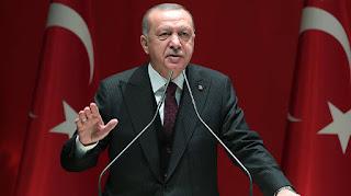 ماذا سيعلن أردوغان في يوم الجمعة القادمة