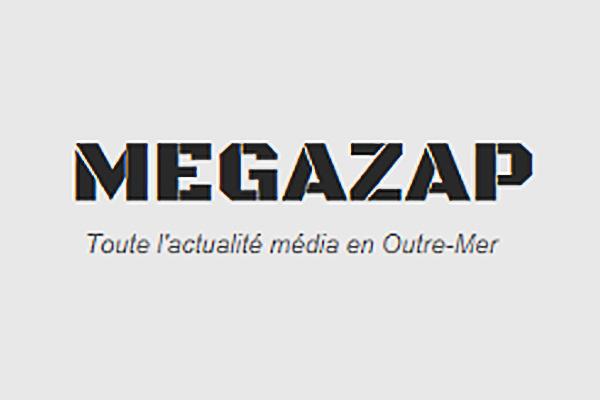 Coup de projecteur de MEGAZAP sur la nouvelle affiche !