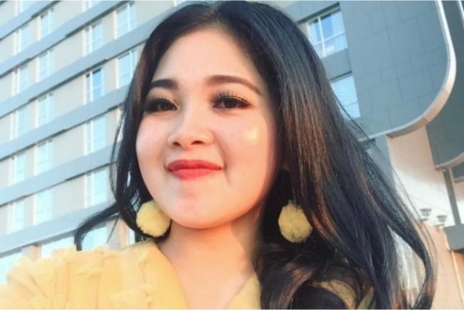 Mantap! Cindy Novita Sary, Peserta Audisi KDI Asal Bone Lolos Ke Jakarta
