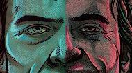 Joaquin Phoenix joker art mobile wallpaper