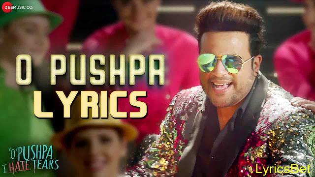 O Pushpa Lyrics
