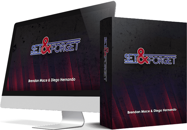 [GIVEAWAY] Set & Forget [Create Multiple Streams of Passive Income]