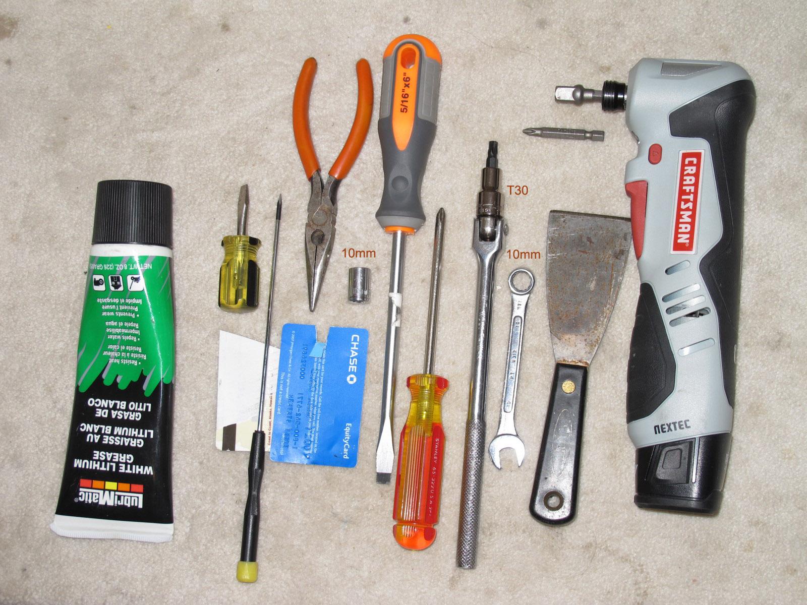 Fixing Stuff E60 Rear Window Regulator Repair
