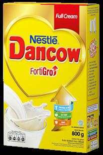 Foto Produk Dancow FortiGro Susu Full Cream 800gr