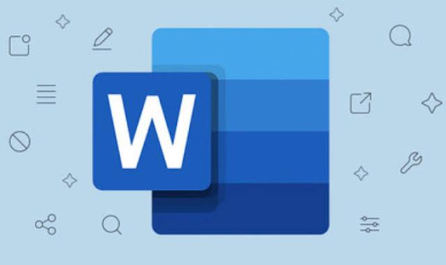 شعار برنامج Microsoft Word
