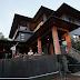 Doug Kramer, Cheska Garcia gives a tour of their newly built mansion