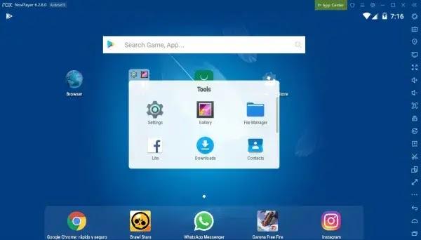 emulator terbaik untuk game android