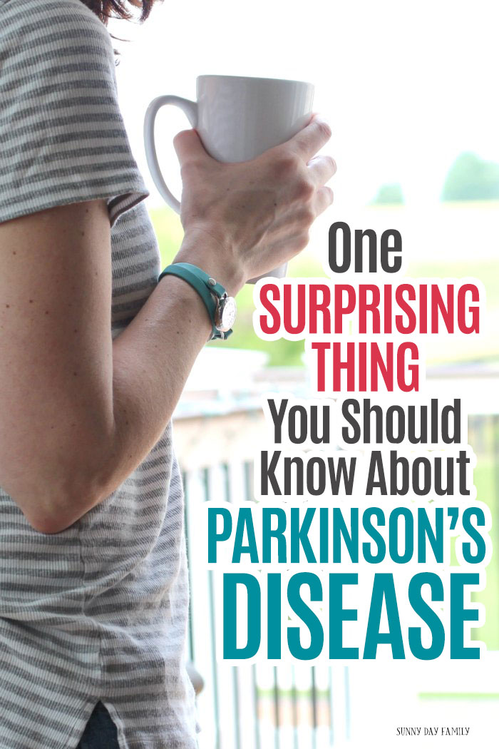 You may think you know about Parkinson's disease but this may surprise you. A must read for people with Parkinson's disease and their care partners. #ad #MoreThanMotor #moretoparkinsons #parkinsonsdisease