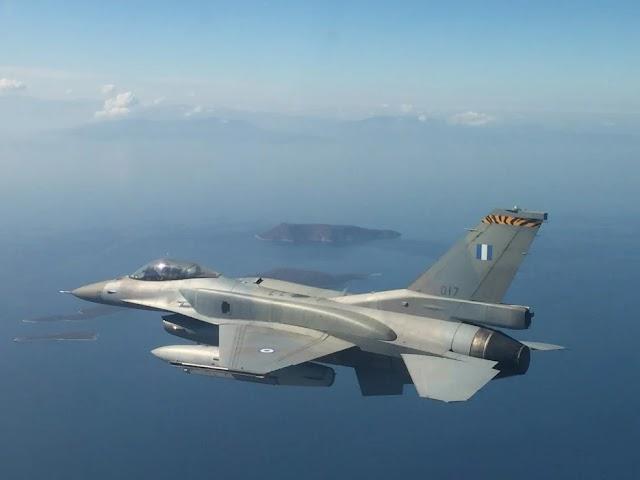 Σε συναγερμό η Πολεμική Αεροπορία ενόψει αυριανής επίσκεψης ΠτΔ σε ακριτικά φυλάκια