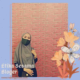 Etika Bloger