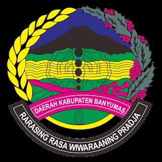Logo Kabupaten Banyumas Vector Corel