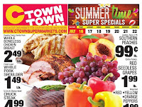 CTown Circular This Week July 16 - 22, 2021