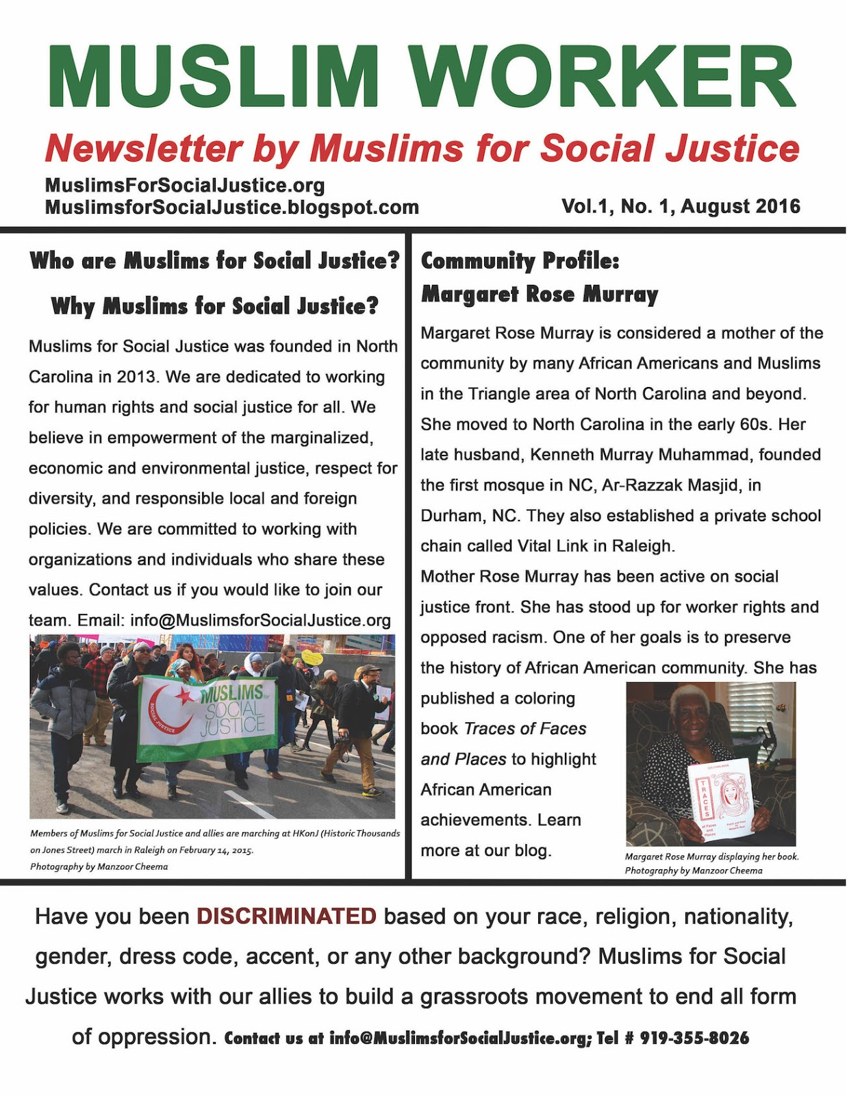 Click To Enlarge Size Contact Us At@muslimsforsocialjustice For  Questions And Stories