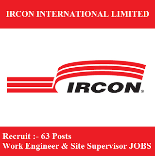 Ircon International Limited, IRCON, freejobalert, Sarkari Naukri, IRCON Answer Key, Answer Key, ircon logo